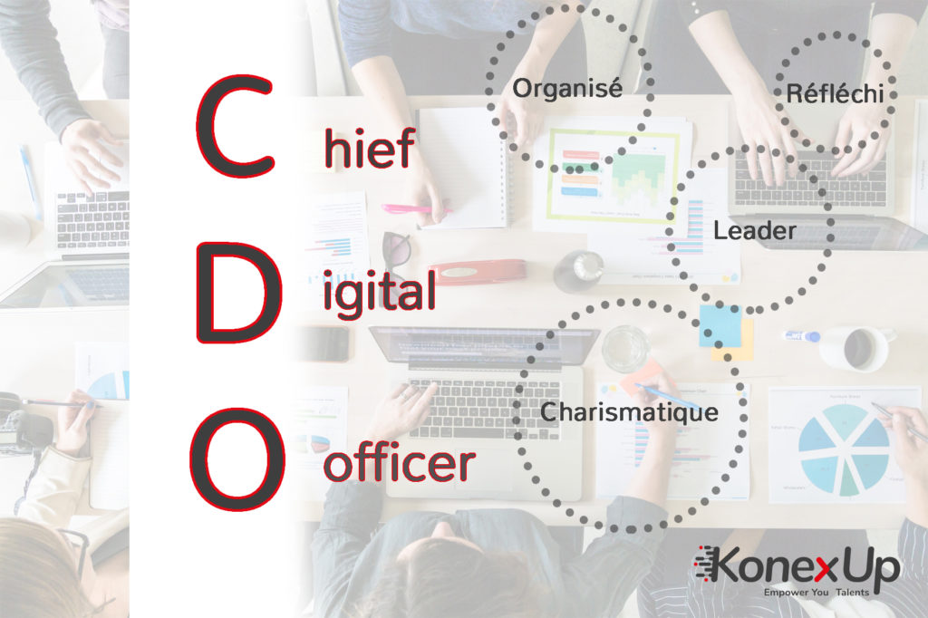 CDO - Chief digital officer