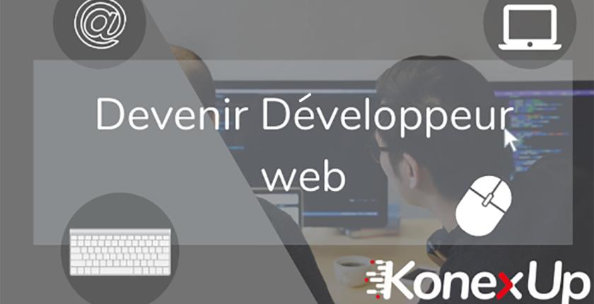 Fiche métier développeur web