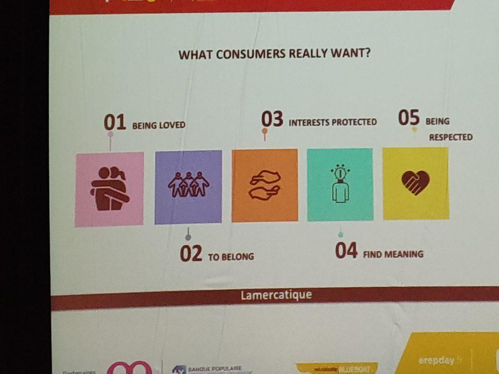 Erepday : ce que veulent vraiment les consommateurs