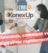 digitalisation restaurants